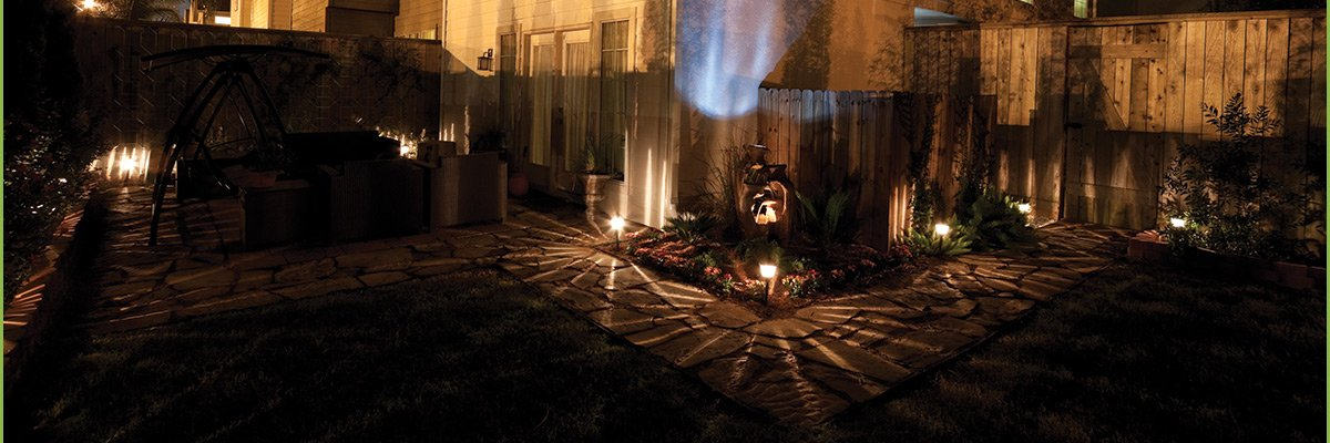 landscape lighting fairfax va